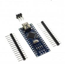 Arduino Nano V3.0 CH340 ATmega328P miniUSB (1 шт.) #Q6