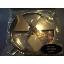 Защитная решетка Fan Grill Radiation 80*80мм.,