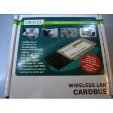 Беспроводной адаптер Digitus CardBus DN-7001GT