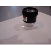 Лупа ручная (цилиндр) 10-и кратное увеличение, диам.-25мм, Zhongdi