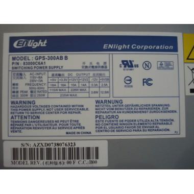 Блок питания EnLight GPS-300AB-100U 300W  б/у