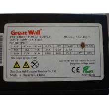 Блок питания Great Wall Hopely 450P4 450W ATX