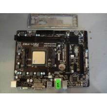 Материнская плата Gigabyte GA-F2A78M-DS2+ Процессор AMD A6-5400K б/у