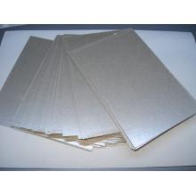 Слюда для СВЧ печей 100x150 0.4мм 500 ° C