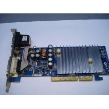 Видеокарта GeForce 6200 128Mb  AGP б/у