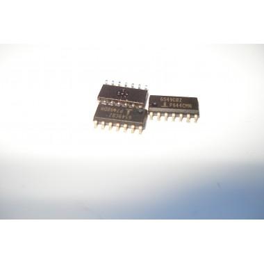6549 CBZ  Шим-контроллер 1 шт. демонтаж #K-14