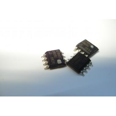 Микросхема памяти  AT88SC демонтаж , К-15
