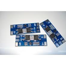 BMS контроллер заряда-разряда для 2-х Li-Ion аккумуляторов 18650 HX-2S-D01 8A 7.4V