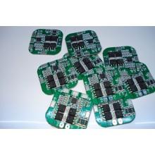 BMS контроллер заряда-разряда для 4-х Li-Ion аккумуляторов 18650 HX-4S-D20 20A 16.8V