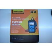 Диагностический сканер KONNWEI KW350 OBD2