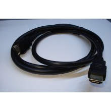 Кабель мультимедийный HDMI to HDMI 1.5m Grand-X (HDP-1080P)