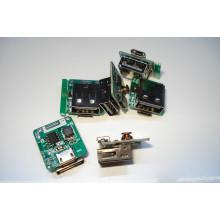 Модуль MINI PowerBANK со светодиодным индикатором с USB выходом 5V 1A # 0: 8