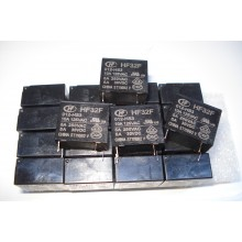 Реле JZC32F (HF32F) 012-HS3 (555) 12VDC 5A / 250VAC / 30VDC