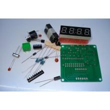 Конструктор N102 Часы электронные 4 разряда