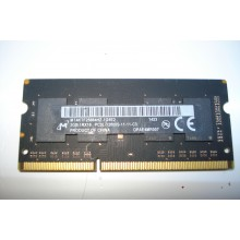 Оперативная память ноутбучная SODIMM DDR3 2 Gb   2GB (1 шт.) б/у