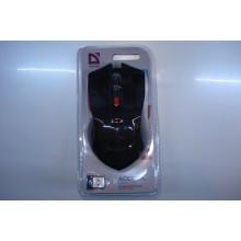 Мышка Defender Accura MM-275 Black-Red