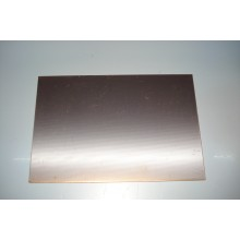 Текстолит FR4 1.5мм, 10 x 15 см односторонний фольгированный