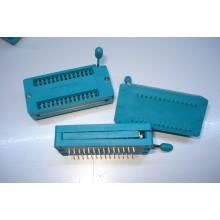 ZIF Панель с нулевым усилием 28pin SCZP-600-28