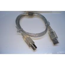 Кабель для принтера USB 2.0 AM / BM 2.0m Cablexpert