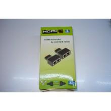 Удлинитель HDMI по RJ45 витой паре пассивный, до 30м