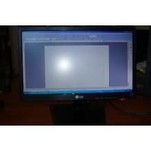 """Монитор 18.5 """"LG Electronics E1942C-BN б/у"""