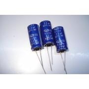 Конденсатор электролитический 33 мкФ х 400В
