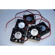Вентилятор MX-4010S 40 x 40 x 10 mm, 12V, 0.1A, 2 провода