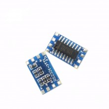 Мини конвертер адаптер RS232 в TTL на чипе MAX3232 Arduino #C10