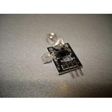 KY-039 датчик для измерения пульса в пальце, датчик сердцебиения для Arduino (1 шт.) #E27