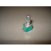 Переменный резистор RK097 100 ком 6pin сдвоенный (1 шт.)