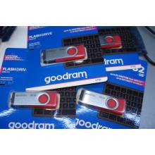 USB флеш накопитель GOODRAM 32GB UTS3 Twister Red USB 3.0
