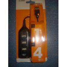 USB HUB USB-хаб 4 port разветвитель USB 2.0