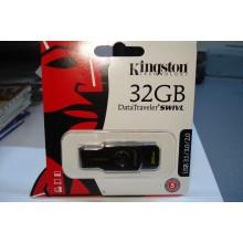USB флеш накопитель Kingston 32GB DT SWIVL Metal USB 3.0