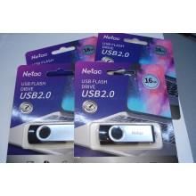 USB флэш накопитель Netac 16GB U505 USB 2.0 (NT03U505N-016G-20BK)