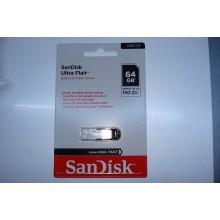 USB флэш накопитель SANDISK 64GB Flair USB 3.0 (SDCZ73-064G-G46)
