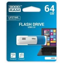 USB флеш накопитель GOODRAM 64GB UCO2 Colour Mix USB 2.0 (UCO2-0640MXR11)