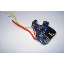BMS контроллер заряда-разряда для 3-х Li-Ion аккумуляторов 18650 KXYC-3S-CM01 8/40A 11.1-12.6V