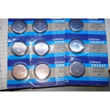 Батарейка CR2025 (1 шт.)