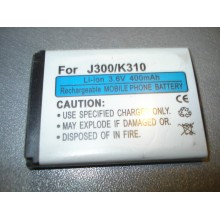 Аккумулятор аккумуляторная батарея Bl-5B J300A 3.6V 400mAh