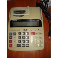 Калькулятор печатающий Citizen CX-131 II б/у