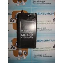 Аккумулятор свинцово-кислотный Mastak MC409 4v 900mah