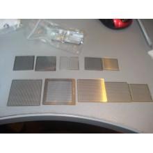 Универсальный набор из 10 BGA трафаретов и 1 столика для реболлинга Tample Kit #вит27
