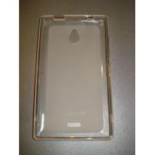 Чехол для моб. телефона Melkco для Nokia X2 Poly Jacket TPU Transparent