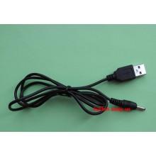 Кабель USB А на штекер питания 3.5-1.4-11.0 3,5 * 1,4
