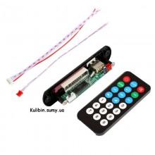 Модуль MP3-плеер FM радио , декодер , плата USB , micro SD