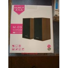 Колонки Music-F M-09 USB НОВЫЕ
