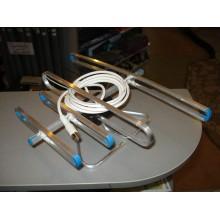 Антенна комнатная для Т2 Energy T2 (провод, F разъем)