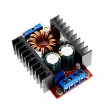 Повышающий преобразователь инвертор 150W с регулировкой тока и напряжения (1 шт.) В*27