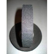 Лавсановая изолента ХБ №3 25м*0,3мм*19мм черная лавсан