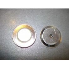 Излучатель без корпуса без генератора 27мм с металлическим резонатором (1 шт.) #P17